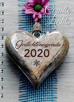 Gedichtenagenda Candle light 2020