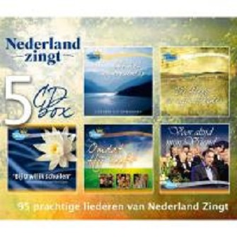 Nederland zingt CD box